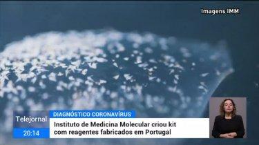 La prueba de detección Covid-19 portuguesa comenzará a usarse el lunes