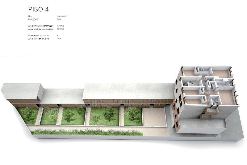 Projet approuvé pour un immeuble d'habitation et commerces - São Brás Residences - Porto / Paranhos | BVP-CD-1001 | 8 | Bien vivre au Portugal