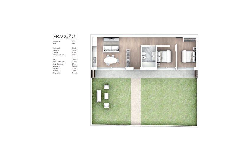 Projet approuvé pour un immeuble d'habitation et commerces - São Brás Residences - Porto / Paranhos | BVP-CD-1001 | 19 | Bien vivre au Portugal