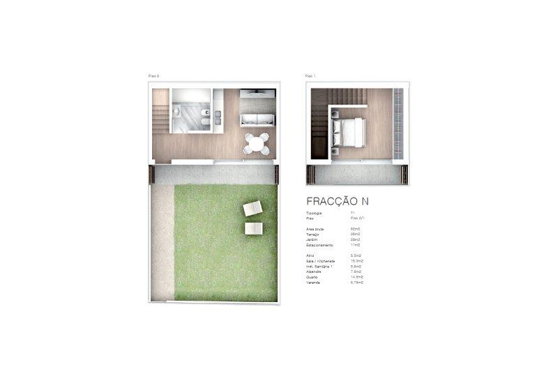 Projet approuvé pour un immeuble d'habitation et commerces - São Brás Residences - Porto / Paranhos | BVP-CD-1001 | 21 | Bien vivre au Portugal