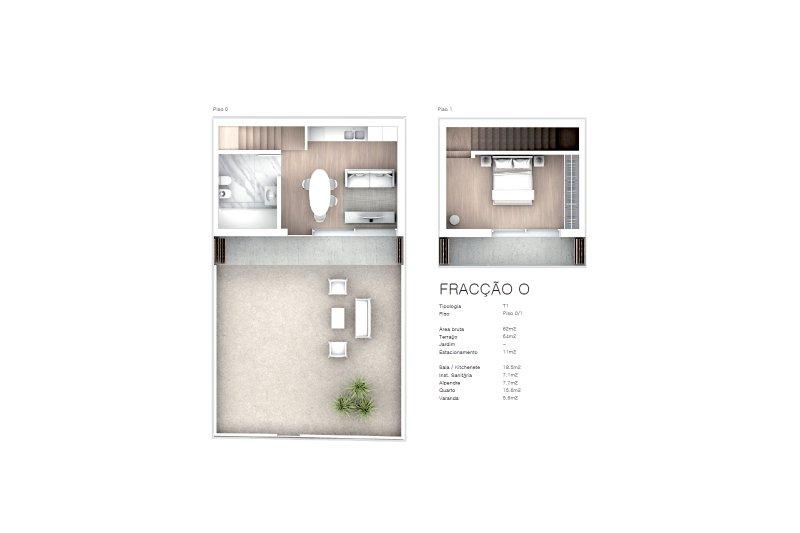 Projet approuvé pour un immeuble d'habitation et commerces - São Brás Residences - Porto / Paranhos | BVP-CD-1001 | 22 | Bien vivre au Portugal