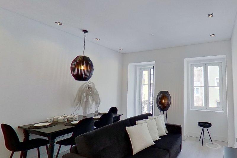 Appartement T2 avec terrasse - São Vicente / Lisbonne   BVP-TD-1004   1   Bien vivre au Portugal