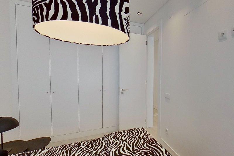 Appartement T2 avec terrasse - São Vicente / Lisbonne   BVP-TD-1004   5   Bien vivre au Portugal