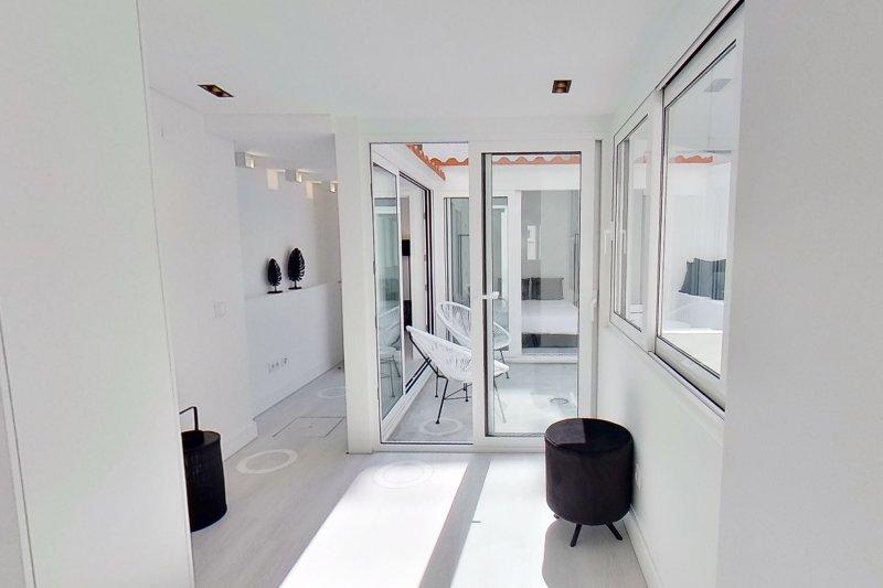 Appartement T2 avec terrasse - São Vicente / Lisbonne   BVP-TD-1004   7   Bien vivre au Portugal