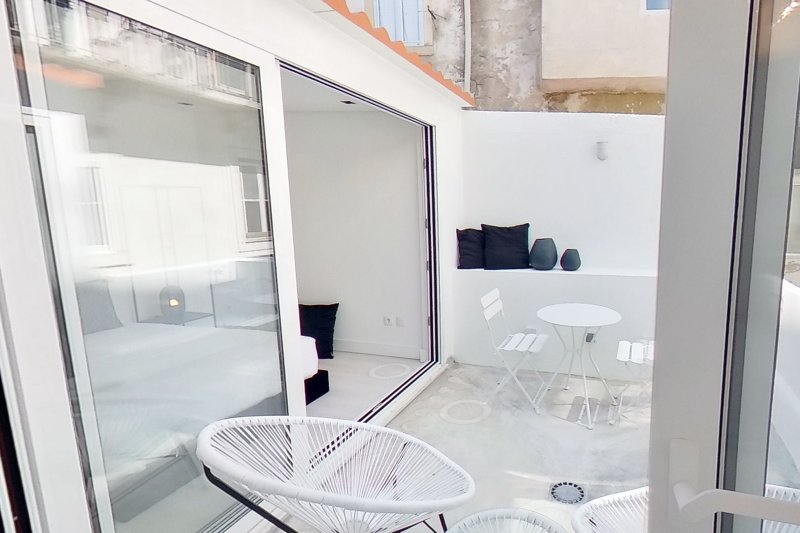Appartement T2 avec terrasse - São Vicente / Lisbonne   BVP-TD-1004   8   Bien vivre au Portugal