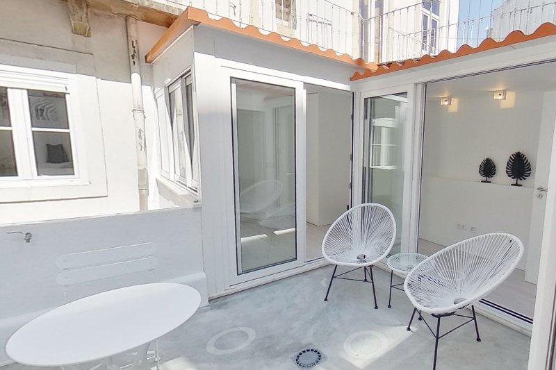 Appartement T2 avec terrasse - São Vicente / Lisbonne   BVP-TD-1004   11   Bien vivre au Portugal
