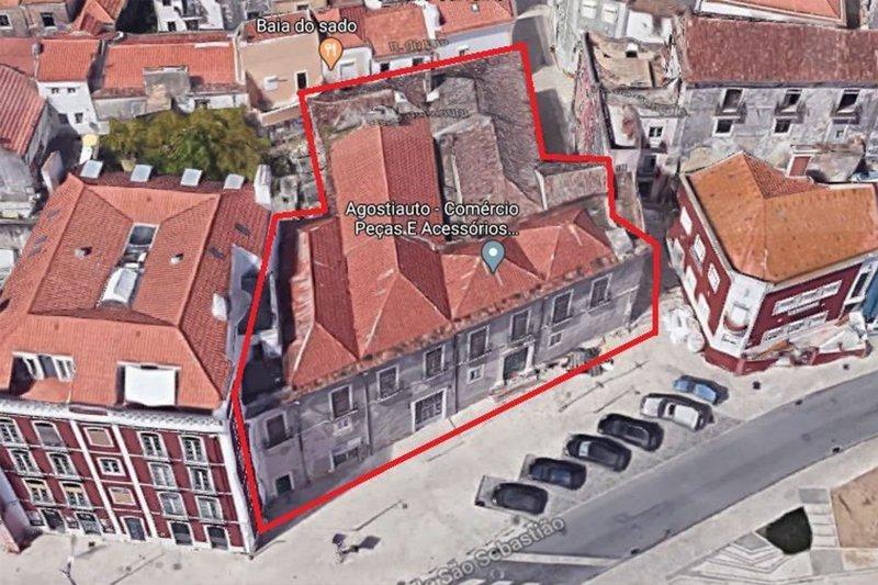 Immeuble de 1577 m² à réhabiliter- São Sebastião / Setúbal | BVP-QNI-1009 | 1 | Bien vivre au Portugal