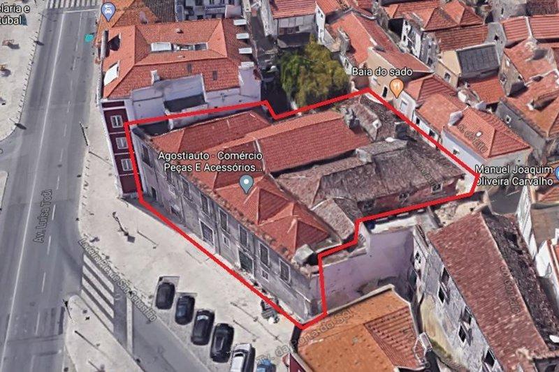 Immeuble de 1577 m² à réhabiliter- São Sebastião / Setúbal | BVP-QNI-1009 | 3 | Bien vivre au Portugal