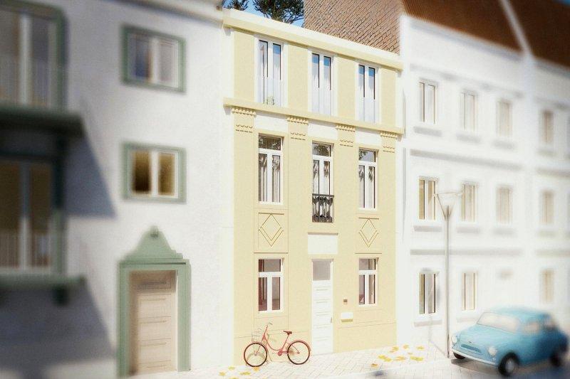 Appartement T2 de 60 m² - Lisbonne / Graça | BVP-FaC-1044 | 1 | Bien vivre au Portugal