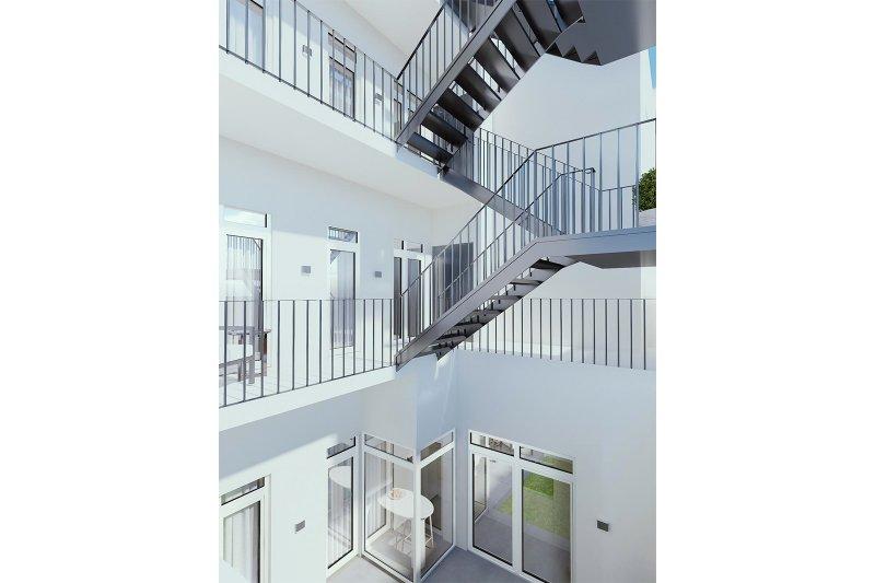 Appartement T2 de 60 m² - Lisbonne / Graça | BVP-FaC-1044 | 3 | Bien vivre au Portugal