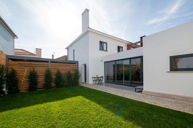 Moderne Maison T4 de 140 m² - Lisbonne/ Ajuda | BVP-FaC-1052 | 1 | Bien vivre au Portugal