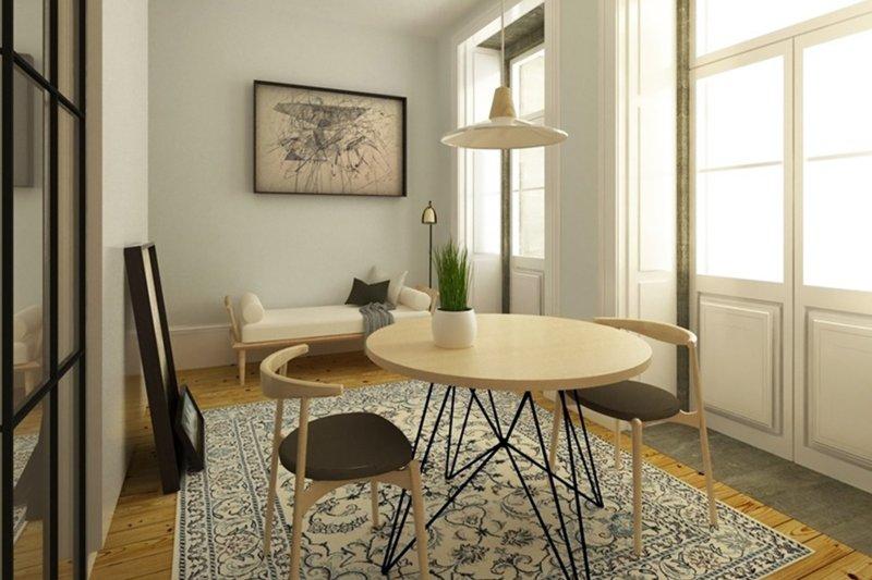 Studio T0 de 34 m² - Centre de Porto / Sé | BVP-FaC-1074 | 1 | Bien vivre au Portugal