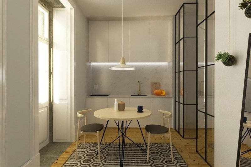 Studio T0 de 34 m² - Centre de Porto / Sé | BVP-FaC-1074 | 3 | Bien vivre au Portugal