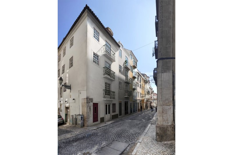 Studio T0 de 33 m² - Misericórdia / Bairro Alto   BVP-FaC-1076   7   Bien vivre au Portugal