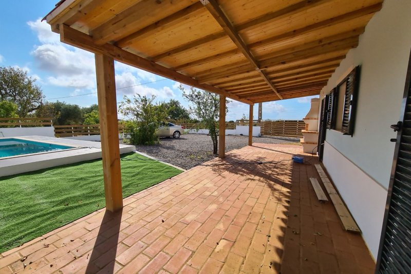 Casa de una sola planta T3+1 con piscina - Conceição e Estoi | BVP-TMR-1079 | 4 | Bien vivre au Portugal