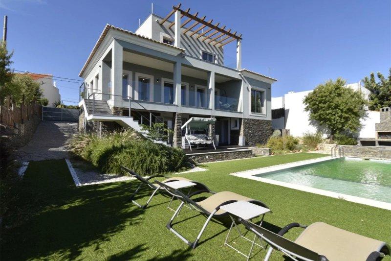 Maison neuve T3 de 324 m² avec piscine - Santa Barbara de Nexe | BVP-TMR-1082 | 1 | Bien vivre au Portugal