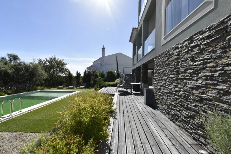 Maison neuve T3 de 324 m² avec piscine - Santa Barbara de Nexe | BVP-TMR-1082 | 33 | Bien vivre au Portugal