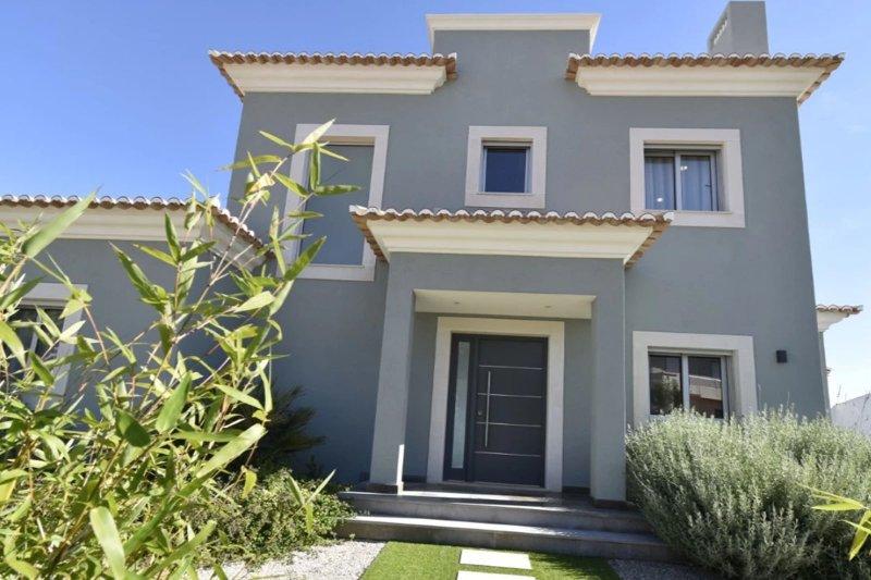 Maison neuve T3 de 324 m² avec piscine - Santa Barbara de Nexe | BVP-TMR-1082 | 35 | Bien vivre au Portugal