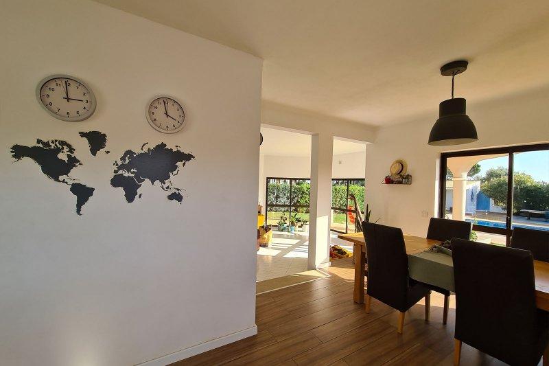 Maison individuelle T5 avec piscine + 2 annexes - Santa Barbara de Nexe | BVP-TMR-1083 | 8 | Bien vivre au Portugal