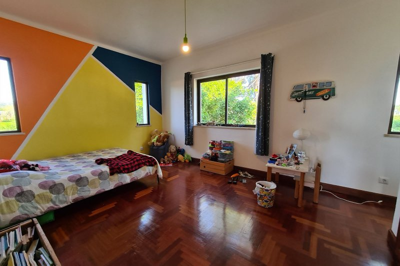 Maison individuelle T5 avec piscine + 2 annexes - Santa Barbara de Nexe | BVP-TMR-1083 | 15 | Bien vivre au Portugal