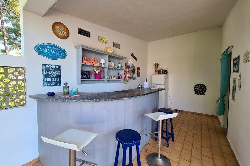 Maison individuelle T5 avec piscine + 2 annexes - Santa Barbara de Nexe | BVP-TMR-1083 | 26 | Bien vivre au Portugal