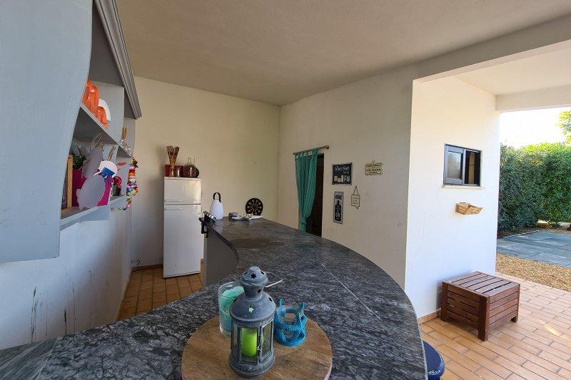 Maison individuelle T5 avec piscine + 2 annexes - Santa Barbara de Nexe | BVP-TMR-1083 | 27 | Bien vivre au Portugal
