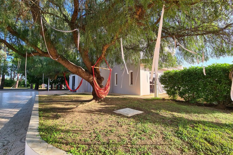Maison individuelle T5 avec piscine + 2 annexes - Santa Barbara de Nexe | BVP-TMR-1083 | 35 | Bien vivre au Portugal