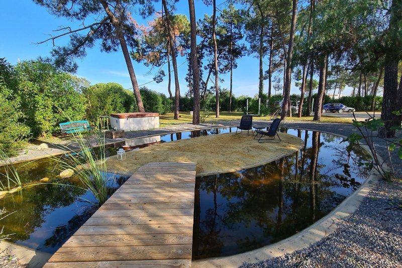 Maison individuelle T5 avec piscine + 2 annexes - Santa Barbara de Nexe | BVP-TMR-1083 | 37 | Bien vivre au Portugal