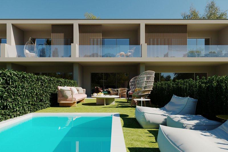 Desarrollo inmobiliario: Moradias do Alvor - T2 (with possibility of transforming into T4) - Alvor /Faro | BVP-GA-1085 | 1 | Bien vivre au Portugal