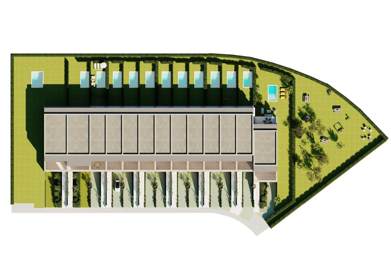 Desarrollo inmobiliario: Moradias do Alvor - T2 (with possibility of transforming into T4) - Alvor /Faro | BVP-GA-1085 | 2 | Bien vivre au Portugal