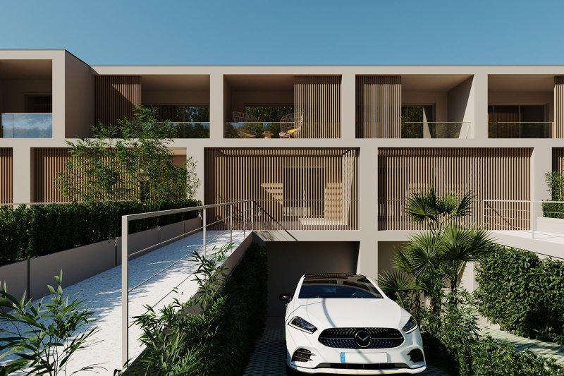 Desarrollo inmobiliario: Moradias do Alvor - T2 (with possibility of transforming into T4) - Alvor /Faro | BVP-GA-1085 | 4 | Bien vivre au Portugal
