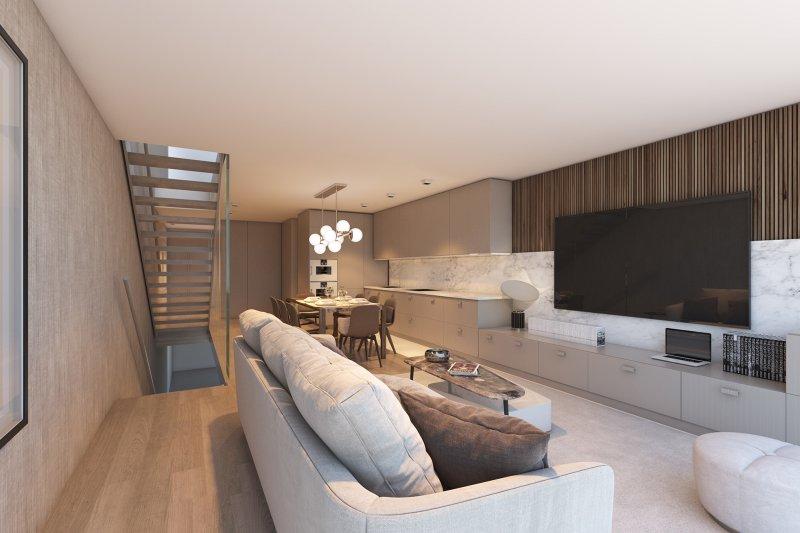 Desarrollo inmobiliario: Moradias do Alvor - T2 (with possibility of transforming into T4) - Alvor /Faro | BVP-GA-1085 | 5 | Bien vivre au Portugal