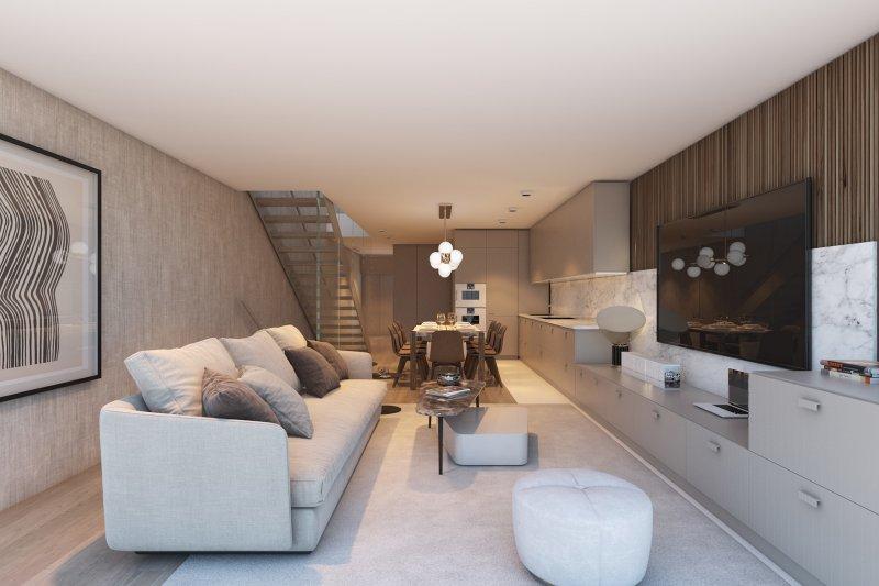 Desarrollo inmobiliario: Moradias do Alvor - T2 (with possibility of transforming into T4) - Alvor /Faro | BVP-GA-1085 | 6 | Bien vivre au Portugal