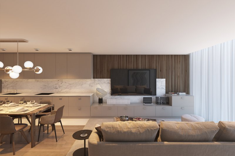 Desarrollo inmobiliario: Moradias do Alvor - T2 (with possibility of transforming into T4) - Alvor /Faro | BVP-GA-1085 | 7 | Bien vivre au Portugal