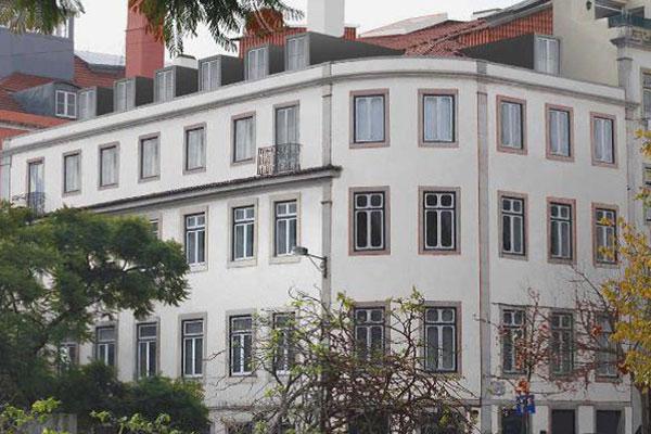 Immeuble projet r novation sur av dom carlos i santos for Immeuble en vente