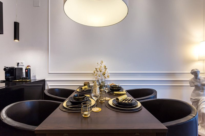Appartement t1 de 65 m la d coration glamour - Appartement decoration design glamour vuong ...