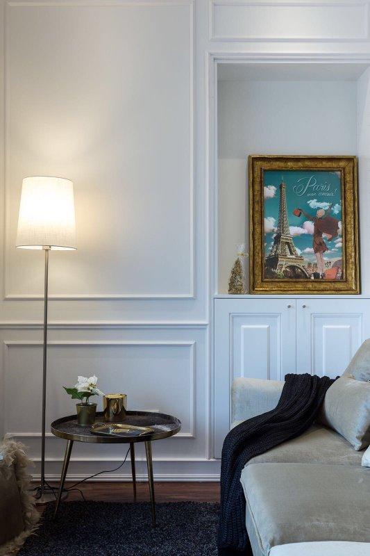 Appartement T1 de 65 m² à la décoration glamour - Campolide | BVP-TD-705 | 24 | Bien vivre au Portugal