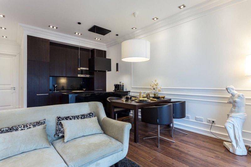 Appartement T1 de 65 m² à la décoration glamour - Campolide | BVP-TD-705 | 28 | Bien vivre au Portugal