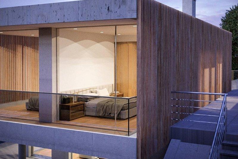 Maison contemporaine T3 avec vue sur la mer Serra da Pescaria / Nazaré | BVP-PP-708 | 2 | Bien vivre au Portugal
