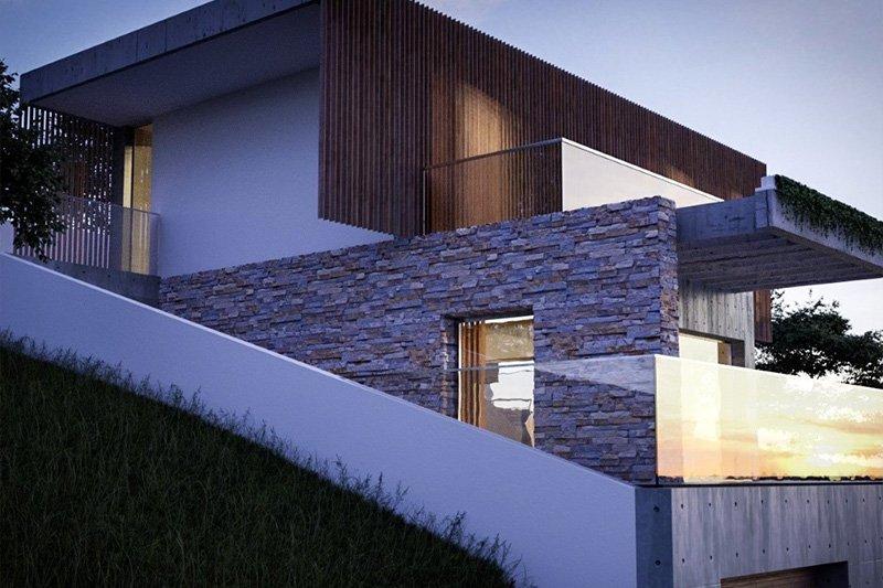 Maison contemporaine T3 avec vue sur la mer Serra da Pescaria / Nazaré | BVP-PP-708 | 4 | Bien vivre au Portugal