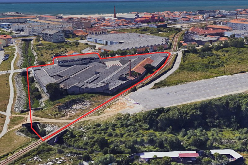 Terrain de 8700 m² pour construction mixte - Espinho | BVP-DA-710 | 1 | Bien vivre au Portugal