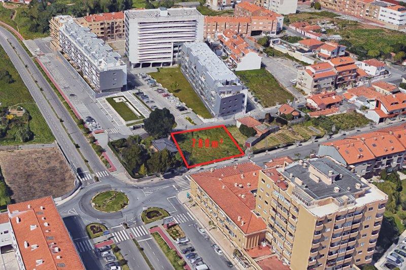 Terrain constructible de 780 m² - Espinho | BVP-DA-712 | 1 | Bien vivre au Portugal