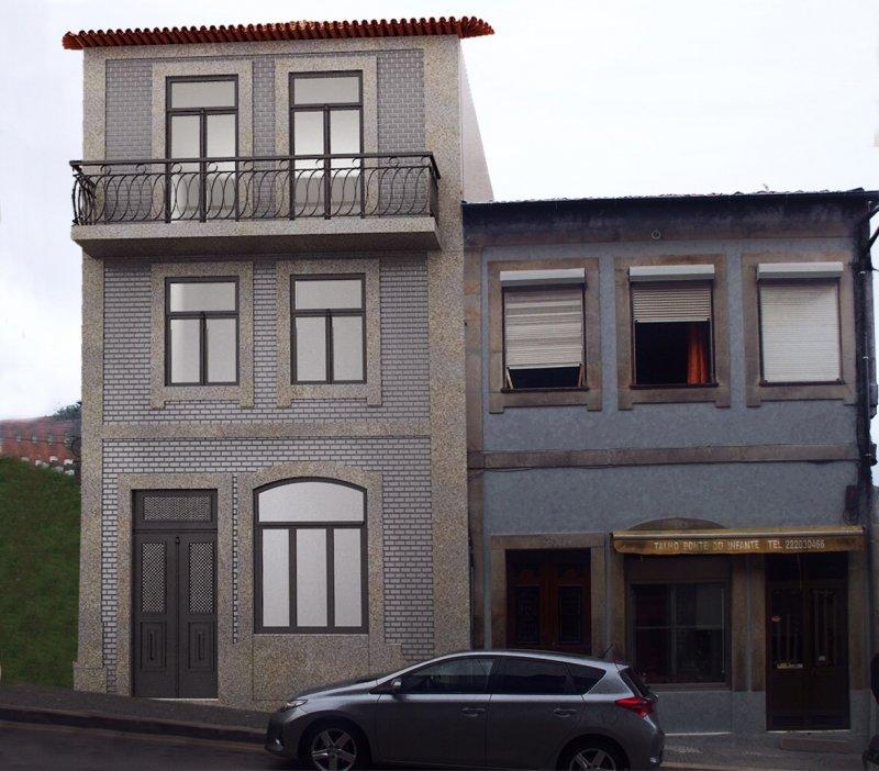 Immeuble de 384 m² - Fontainhas | BVP-AG-714 | 2 | Bien vivre au Portugal