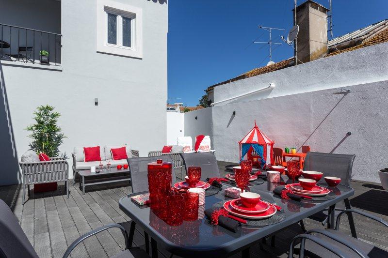 Duplex T2 congran terraza y jacuzzi - Santarém | BVP-TD-761 | 22 | Bien vivre au Portugal