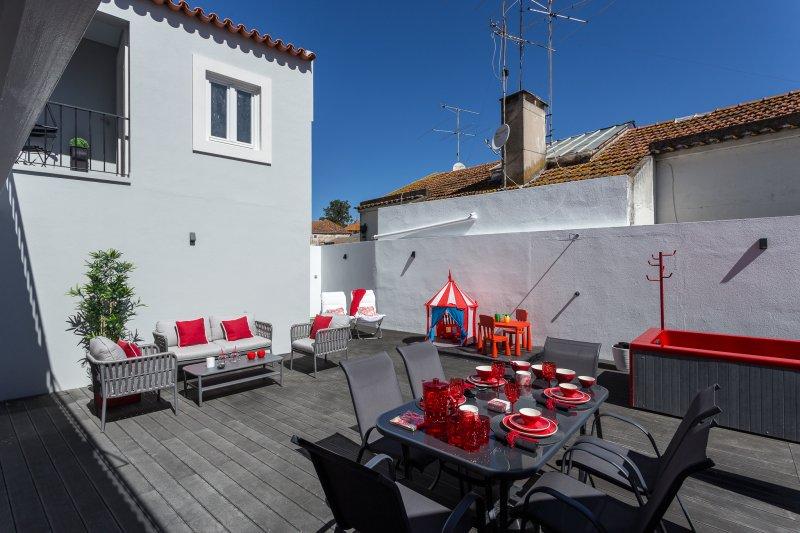 Duplex T2 congran terraza y jacuzzi - Santarém | BVP-TD-761 | 23 | Bien vivre au Portugal