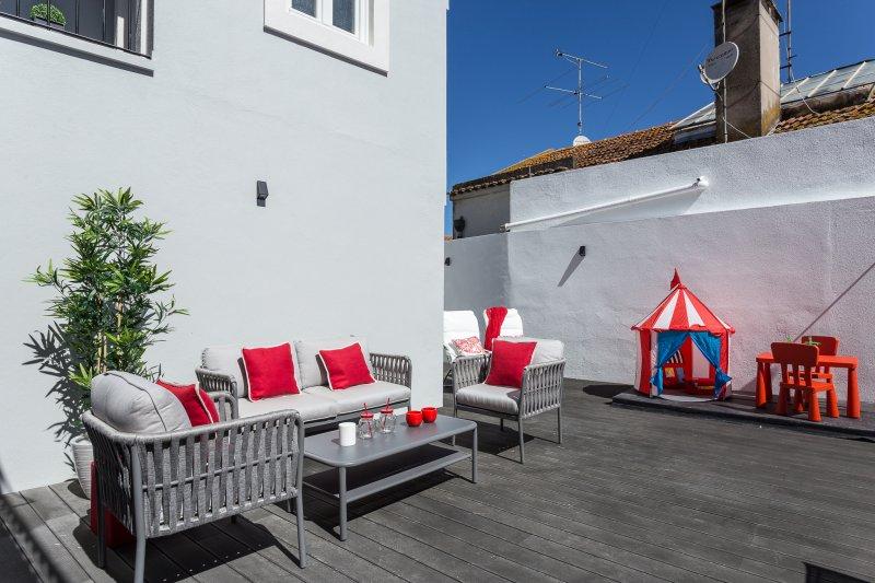 Duplex T2 congran terraza y jacuzzi - Santarém | BVP-TD-761 | 26 | Bien vivre au Portugal