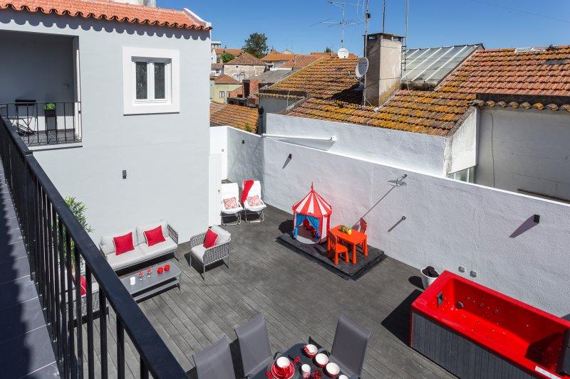 Duplex T2 congran terraza y jacuzzi - Santarém | BVP-TD-761 | 31 | Bien vivre au Portugal
