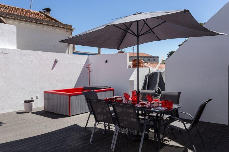 Duplex T2 congran terraza y jacuzzi - Santarém | BVP-TD-761 | 54 | Bien vivre au Portugal