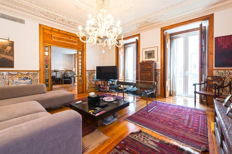 Appartement T3 de 273 m² - Misericórdia / Chiado | BVP-TD-775 | 1 | Bien vivre au Portugal