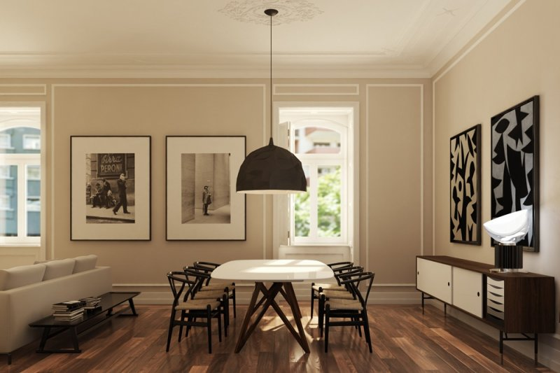 Programme immobilier : SottoMayor Residências - T2,T4 - Avenidas Novas | BVP-FaC-800 | 1 | Bien vivre au Portugal